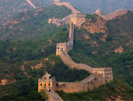 Great Wall of China Jinshanlin