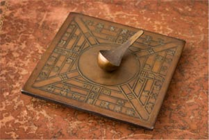 Si nan first compass in the world -chinese compass Han dynasty